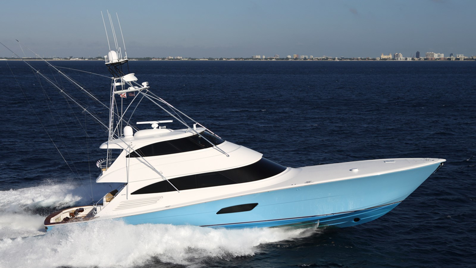 2018 VIKING 92 Enclosed Bridge (VK92-117) For Sale