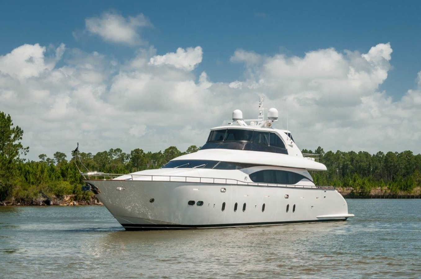 2015 MAIORA 84 Motor Yacht For Sale