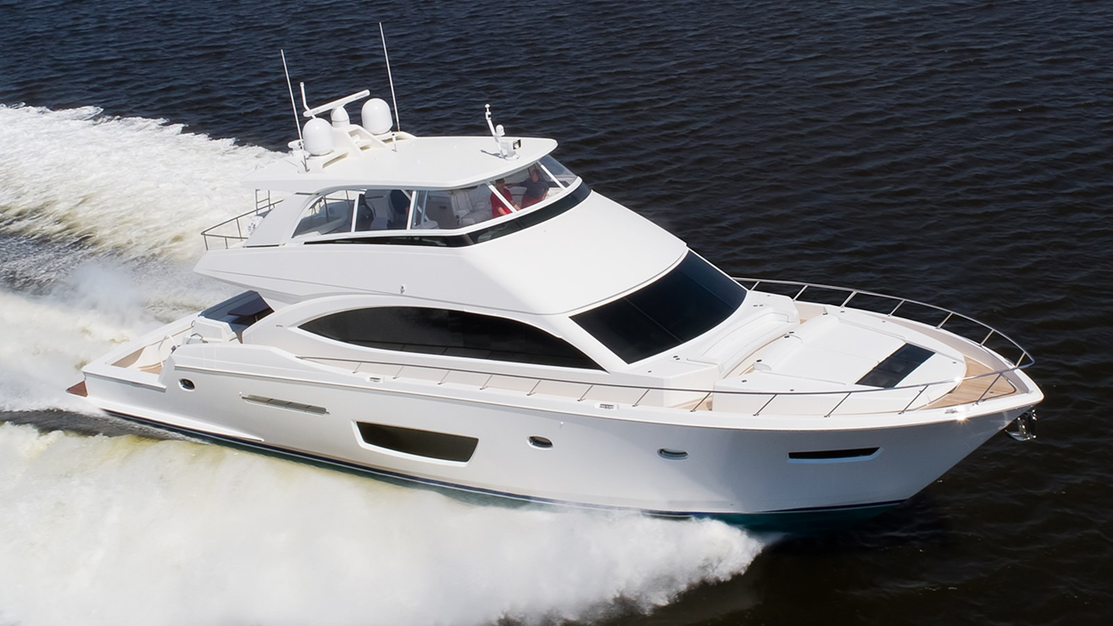 2019 VIKING 82 Cockpit Motor Yacht (VK82-303) For Sale