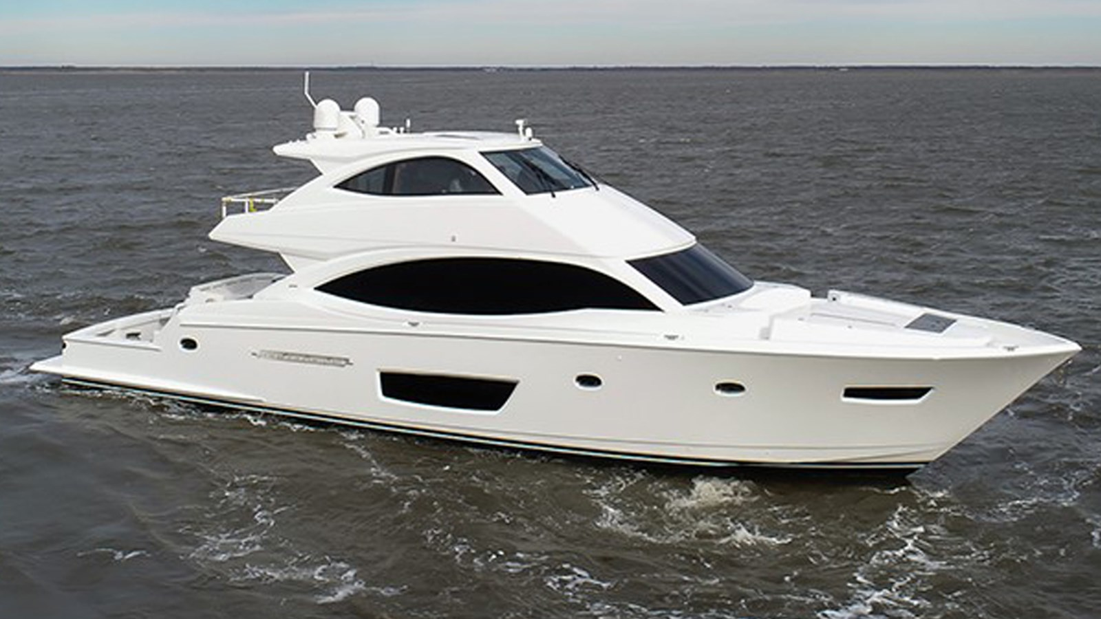 2018 VIKING 82 Cockpit Motor Yacht (VK82-302) For Sale