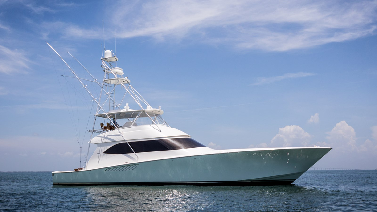 2011 VIKING 76 Convertible For Sale