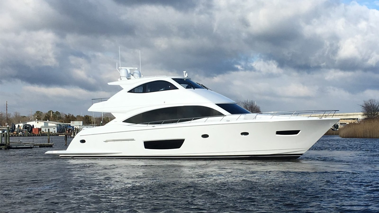 2019 VIKING 75 Motor Yacht  For Sale