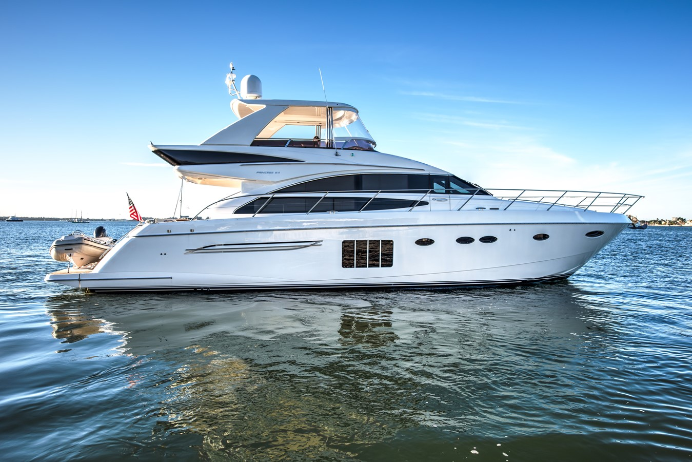 2013 PRINCESS YACHTS 64 Flybridge For Sale