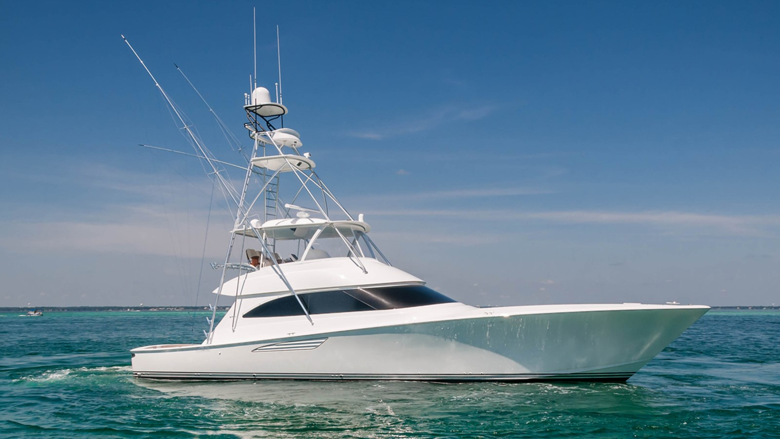 2018 VIKING 62 Convertible For Sale