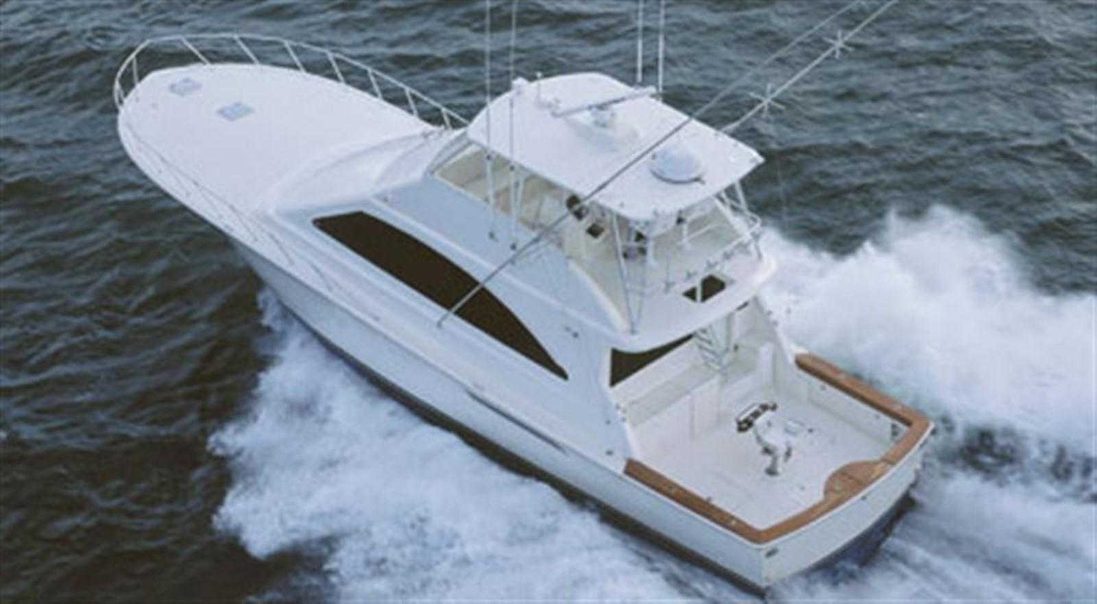 2004 Ocean Yachts 62 Sportfish For Sale