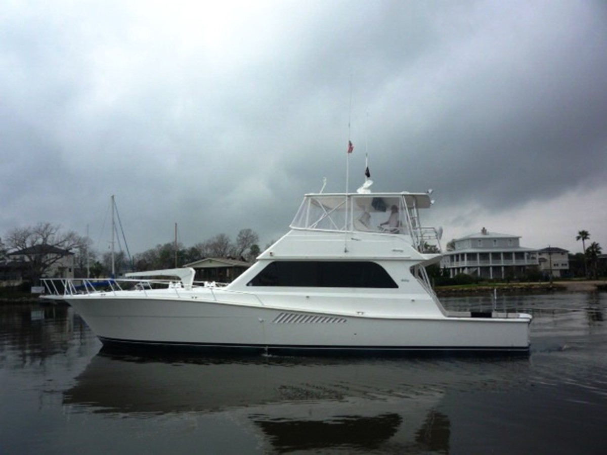 1998 VIKING 58 Convertible For Sale