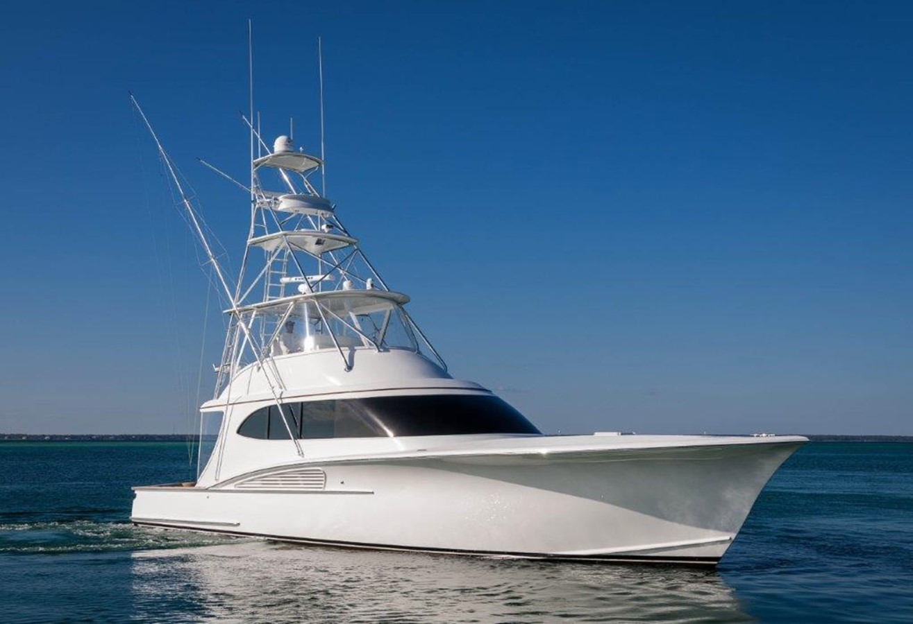 2010 Caison 58 Sportfish For Sale