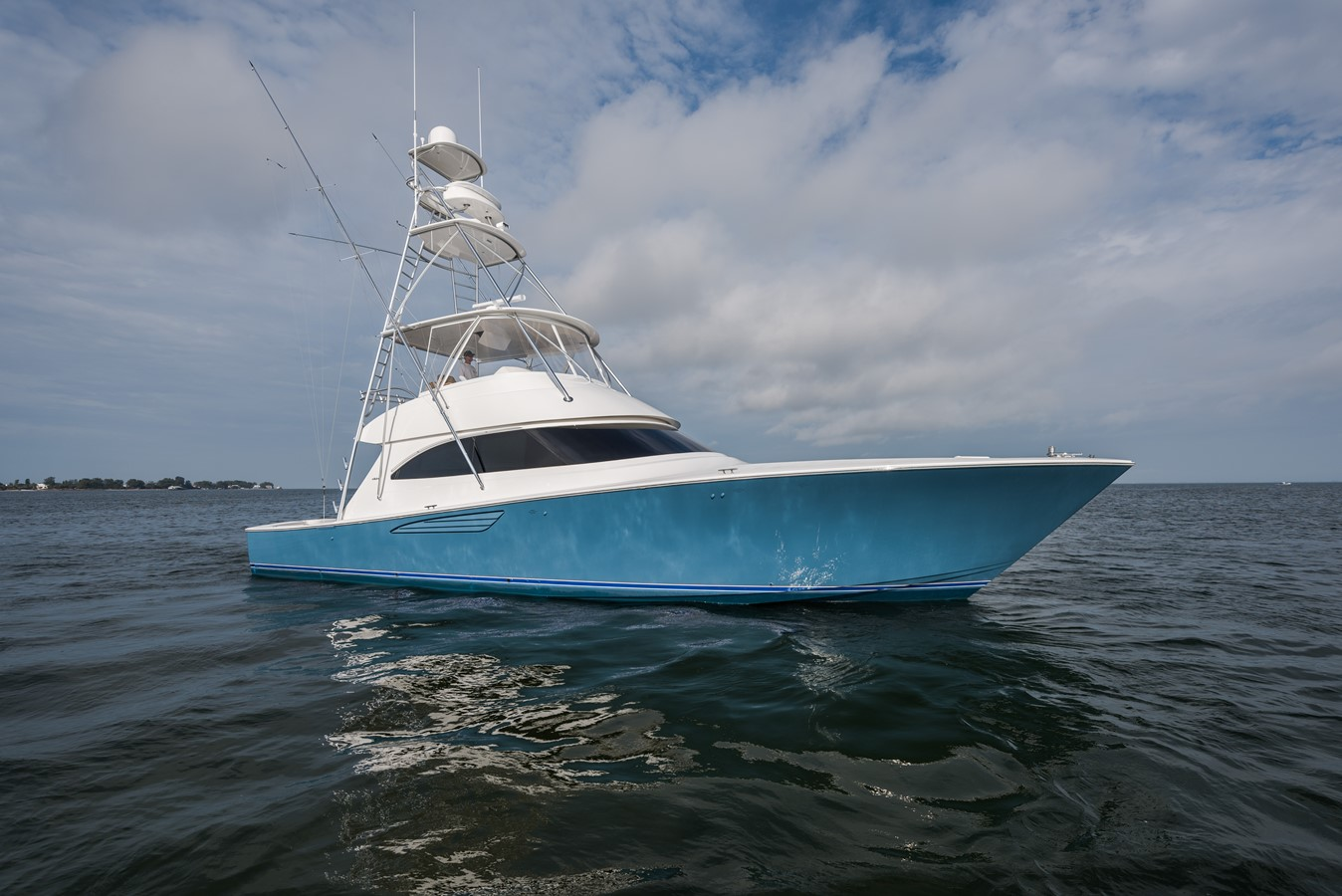 2015 VIKING 55 Convertible For Sale