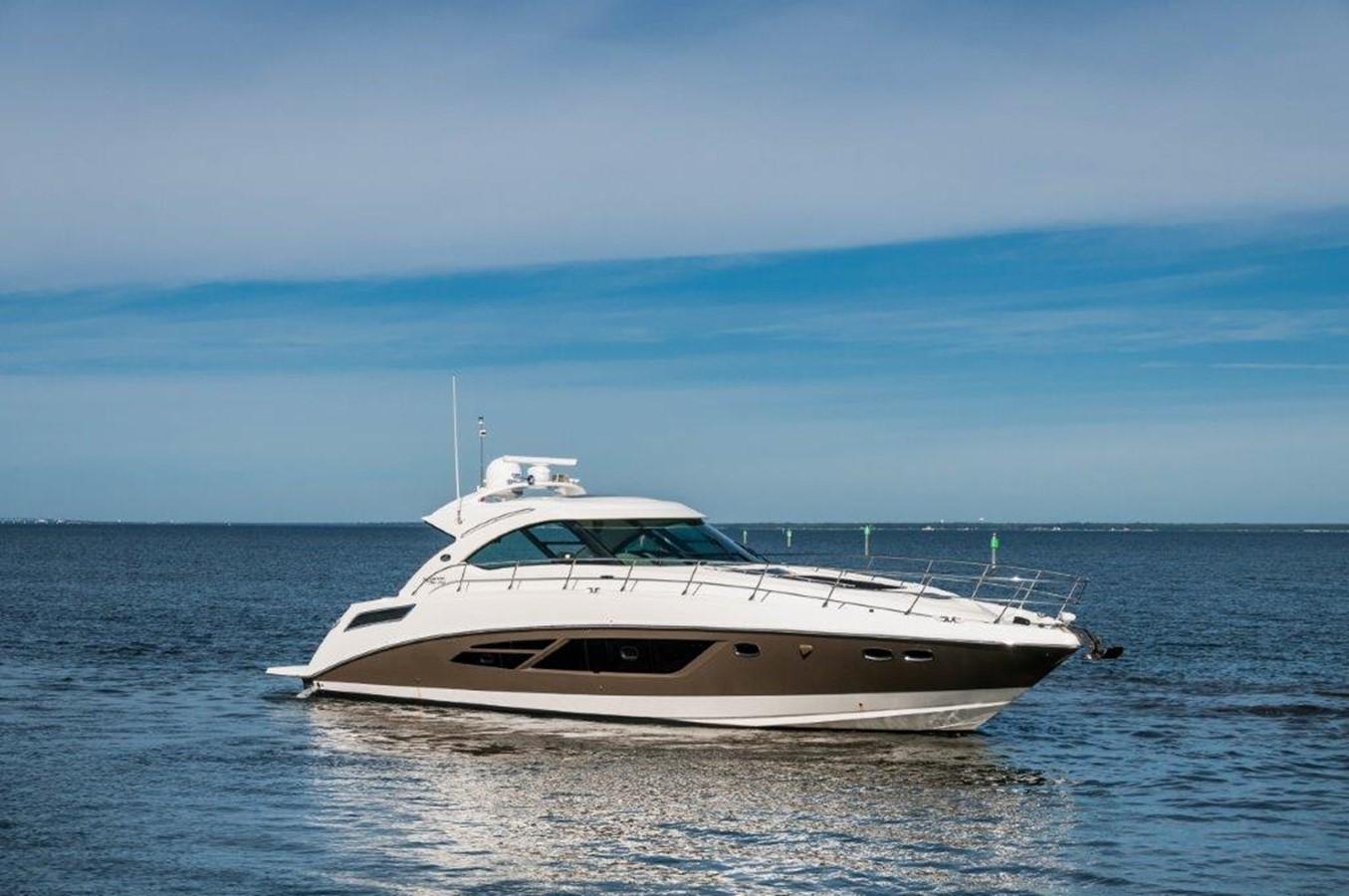 2013 SEA RAY 540 Sundancer For Sale