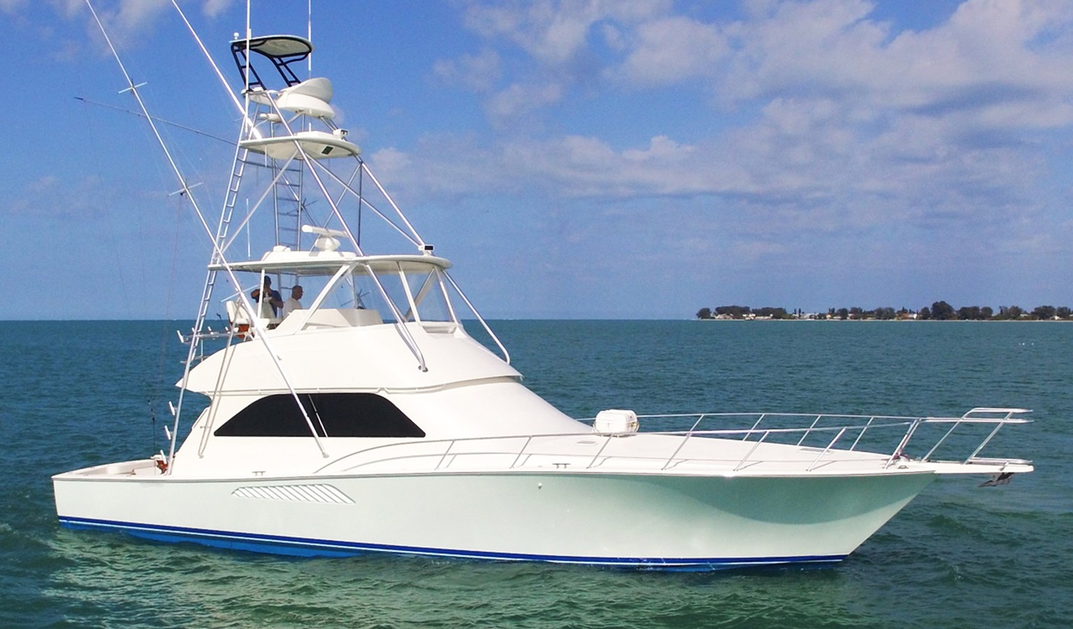 2007 VIKING 52 Convertible For Sale