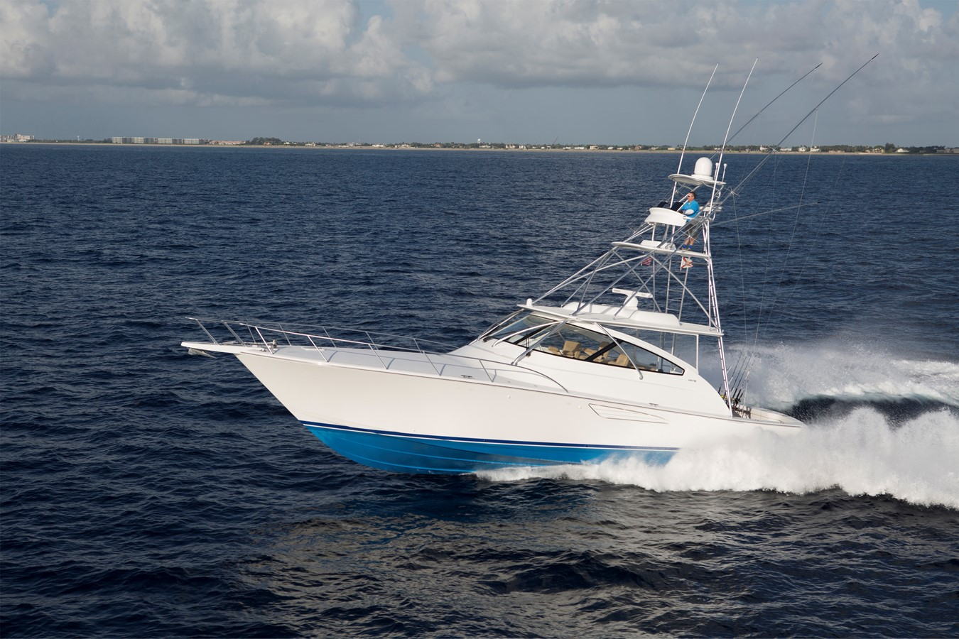 2019 VIKING 52 Open  For Sale
