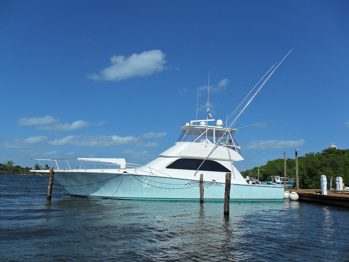 2002 VIKING 52 Convertible For Sale