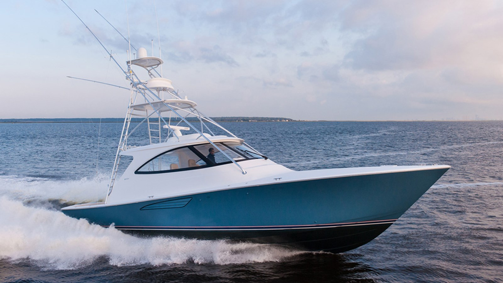 2019 VIKING 52 Sport Tower For Sale
