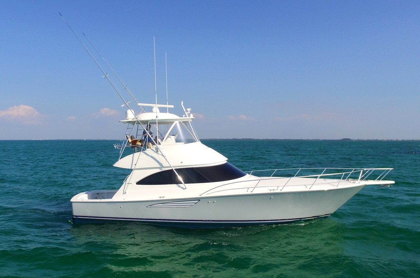 2019 VIKING 48 Convertible (VK48-223) For Sale