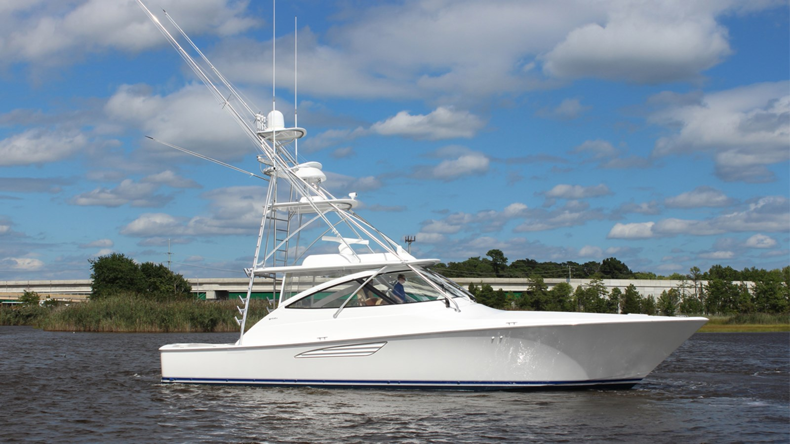 2019 VIKING 48 Open For Sale