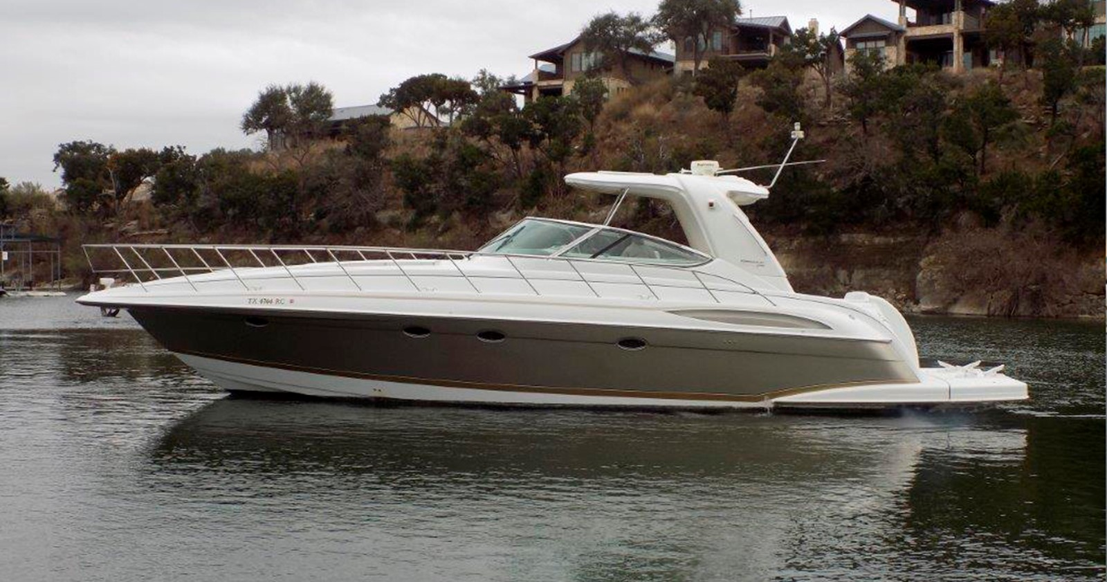 2004 FORMULA 47 Yacht For Sale