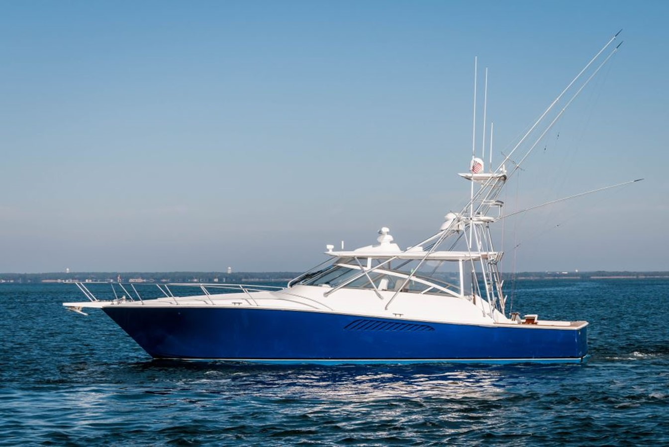 2006 VIKING 45' Open For Sale