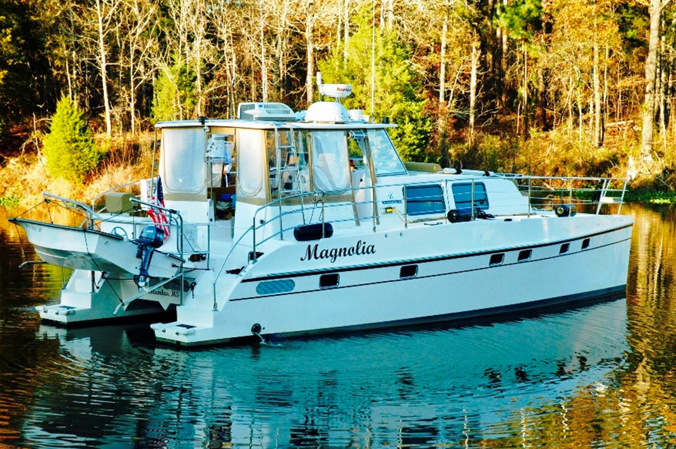 2008 ENDEAVOUR 44 Trawler Cat For Sale