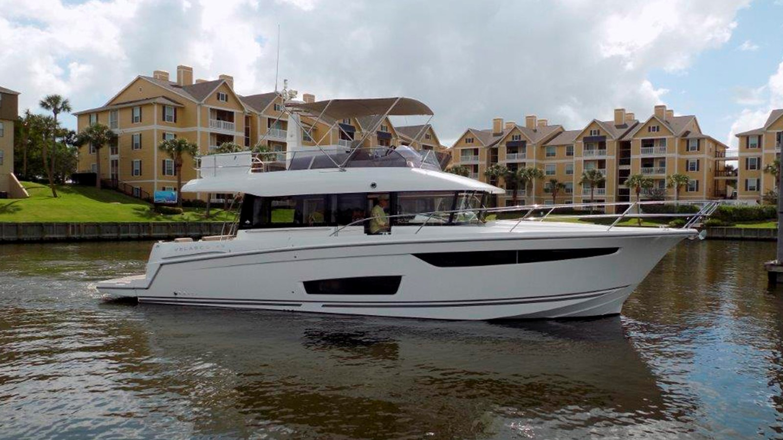 2014 JEANNEAU 43 Velasco For Sale