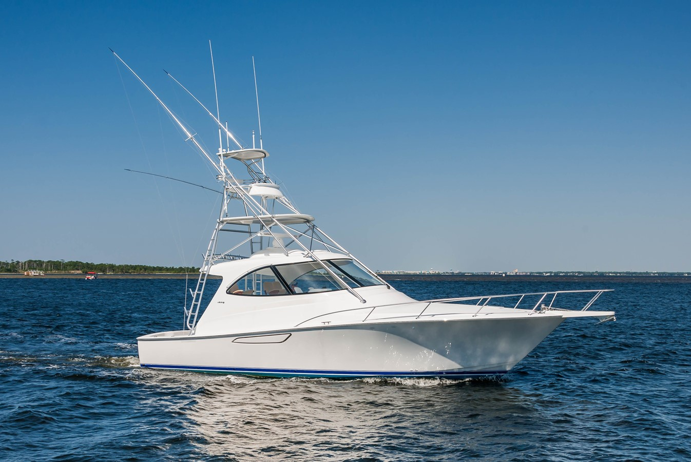 2015 VIKING 42 Sport Tower For Sale