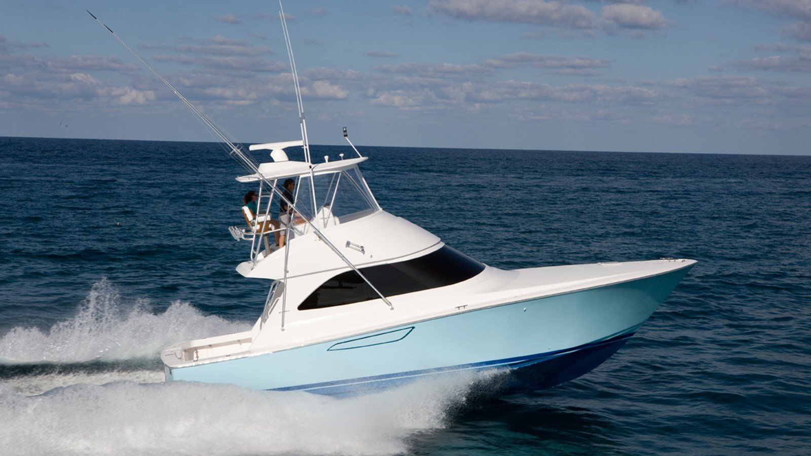 2019 VIKING 42 Convertible  For Sale