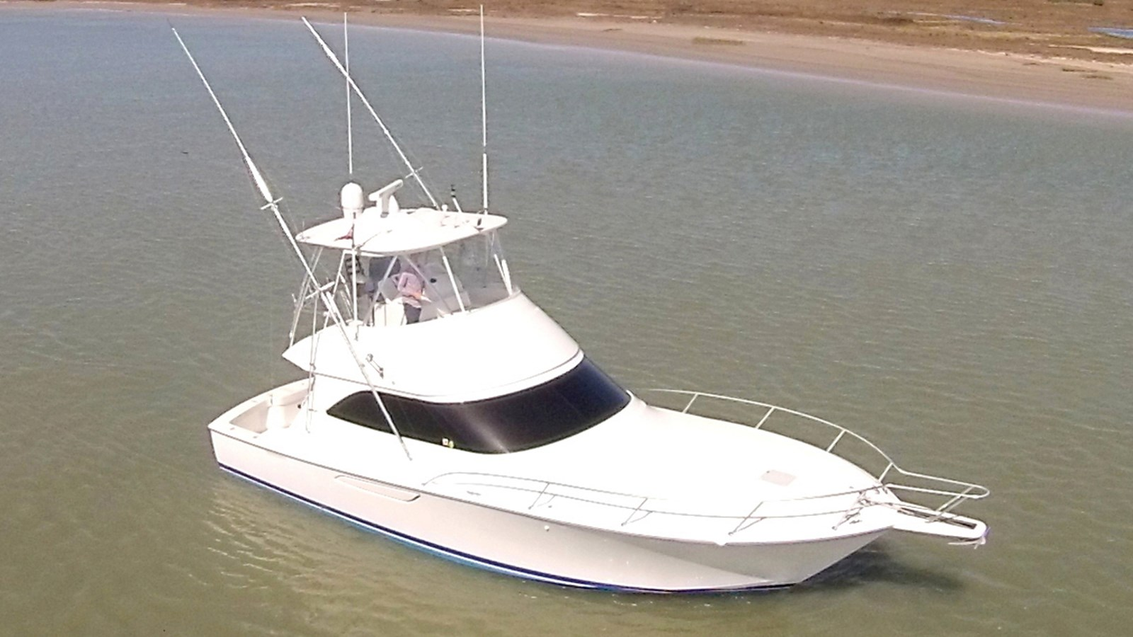 2014 VIKING 42 Convertible For Sale
