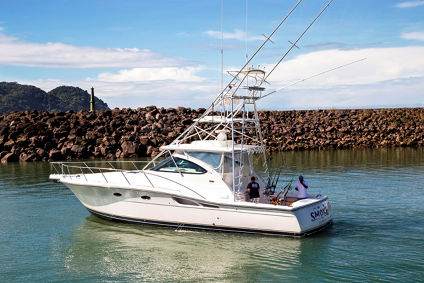 2007 TIARA 42 Open Express For Sale