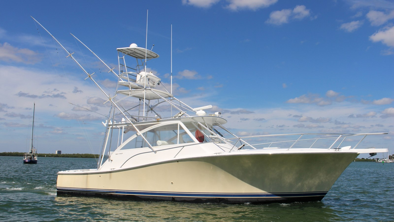 2006 LUHRS 41 Open For Sale