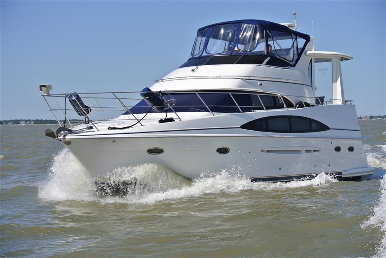 2001 CARVER 396 Motor Yacht For Sale