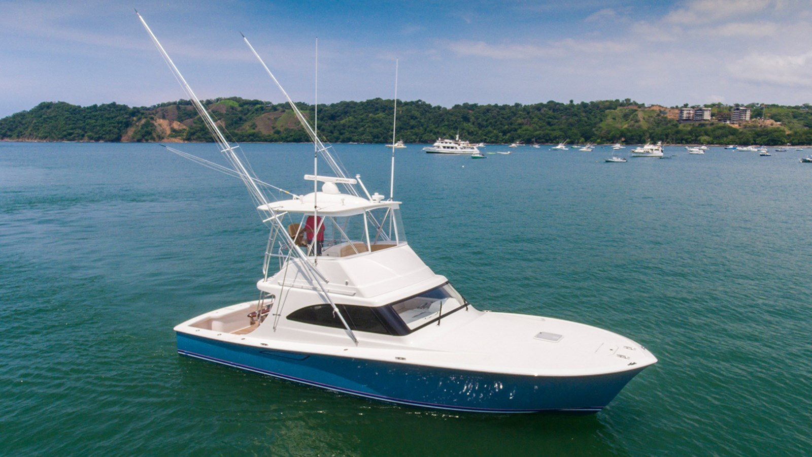 2017 VIKING 37 Billfish (VK37-403) For Sale