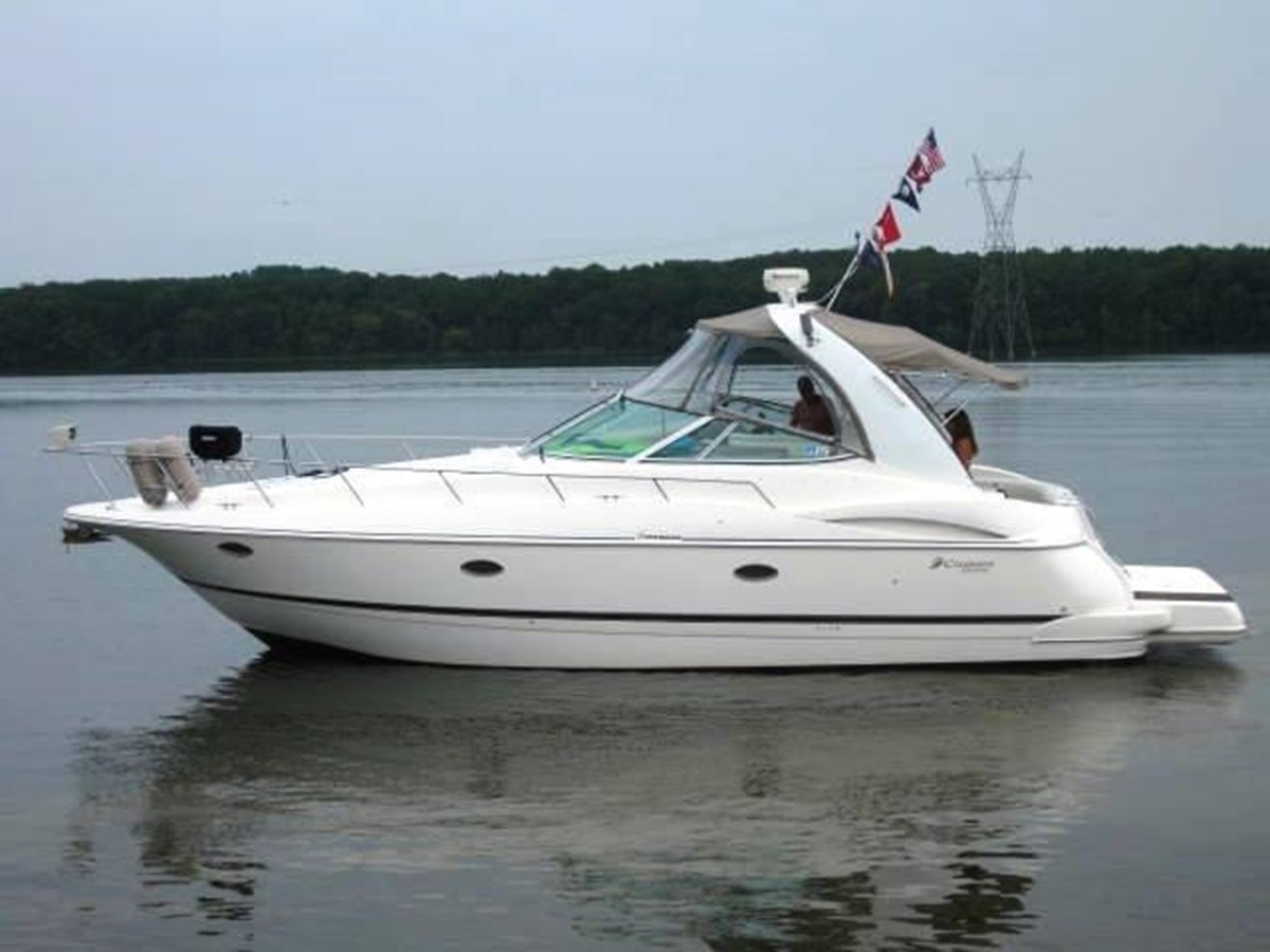2003 CRUISERS 37 Express For Sale