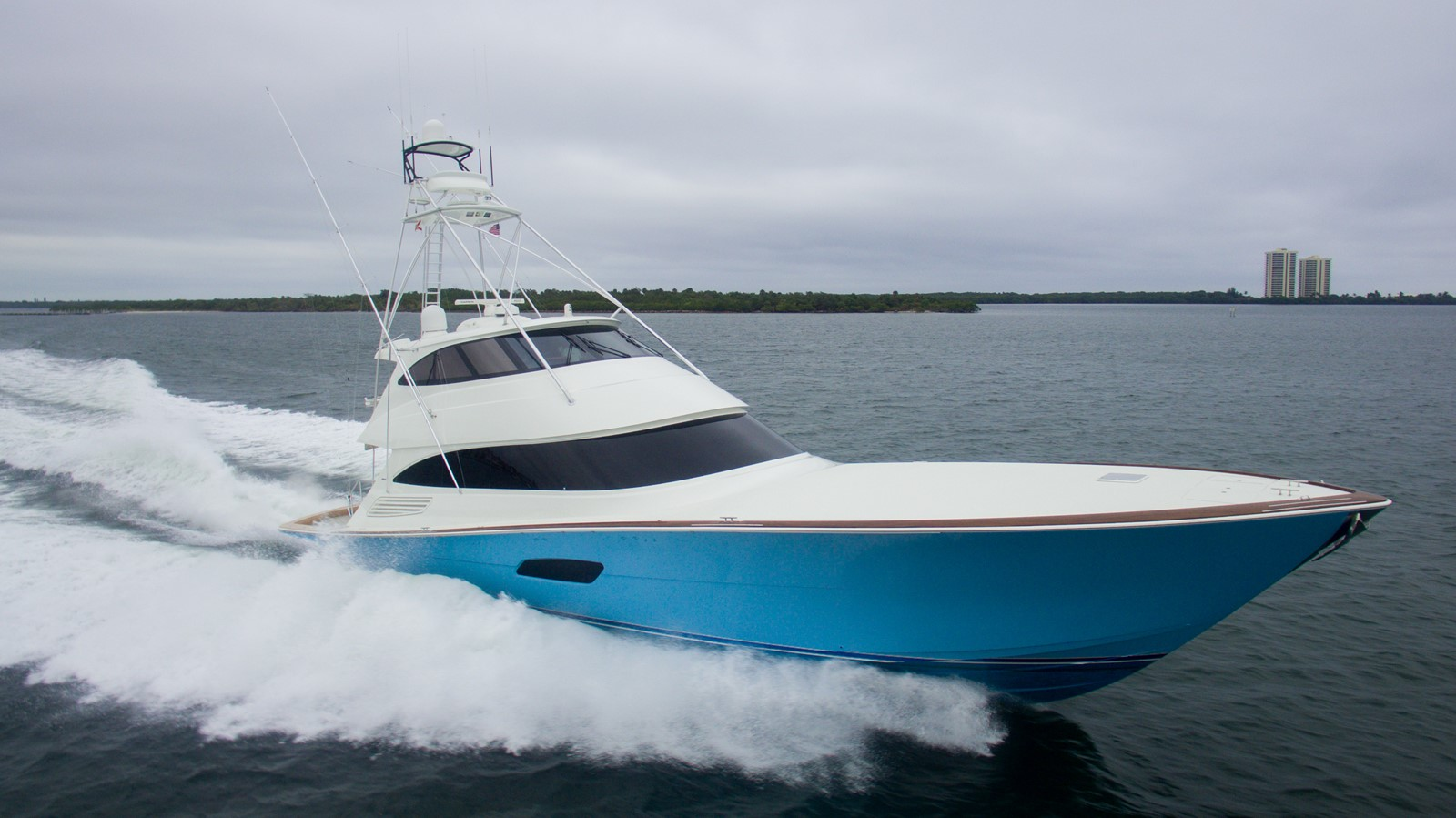 2017 VIKING 92 Convertible For Sale