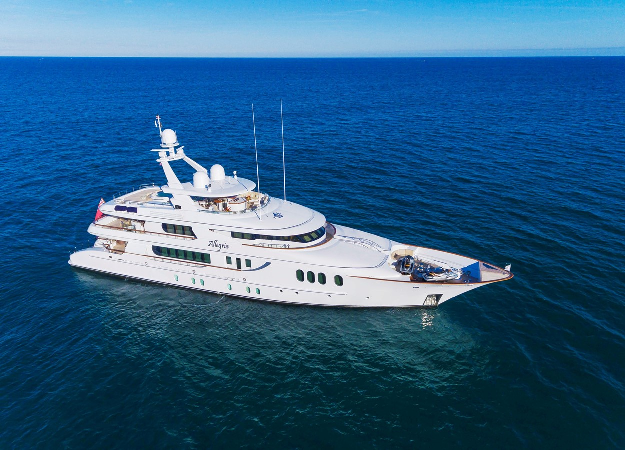 2004 HAKVOORT Motor Yacht For Sale