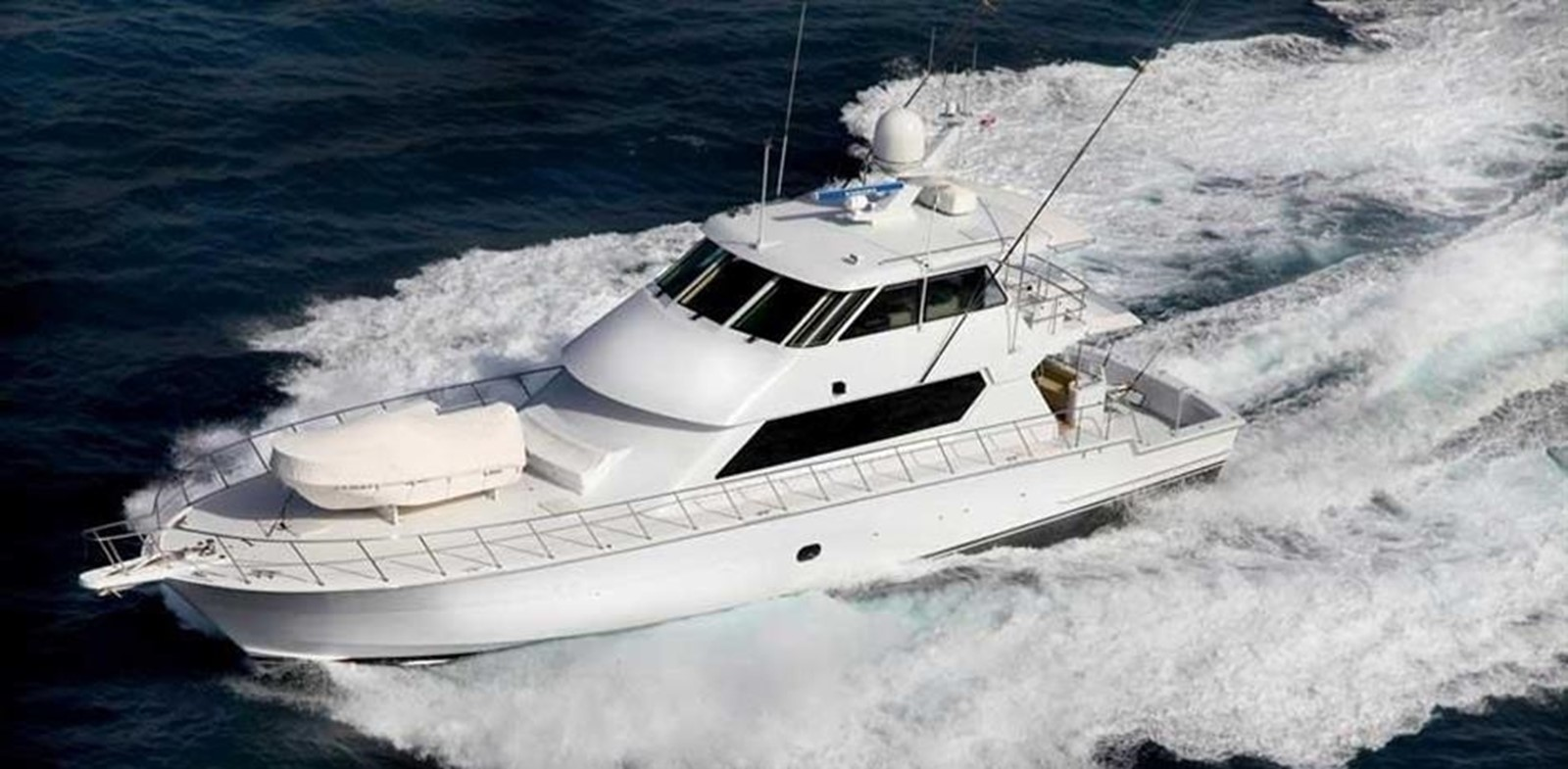2002 HATTERAS Convertible Sportfish For Sale