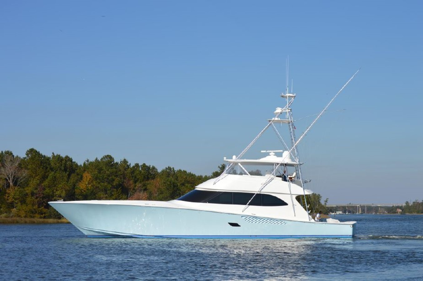 2010 VIKING 82 Convertible For Sale