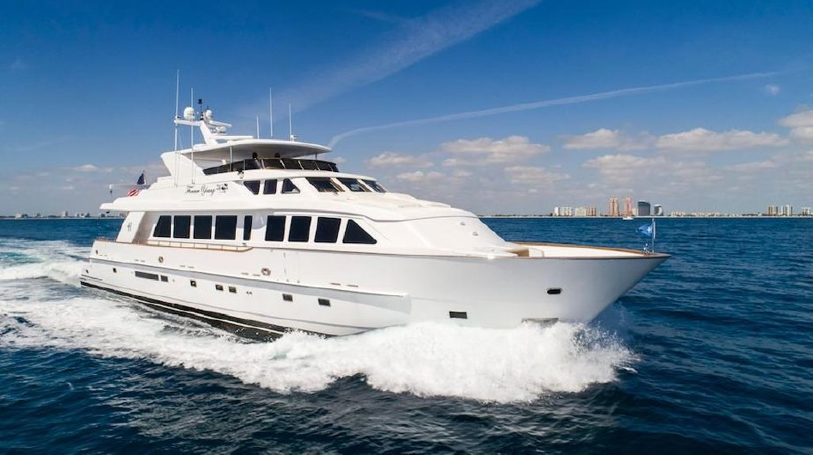 2003 HARGRAVE Cockpit Motor yacht For Sale