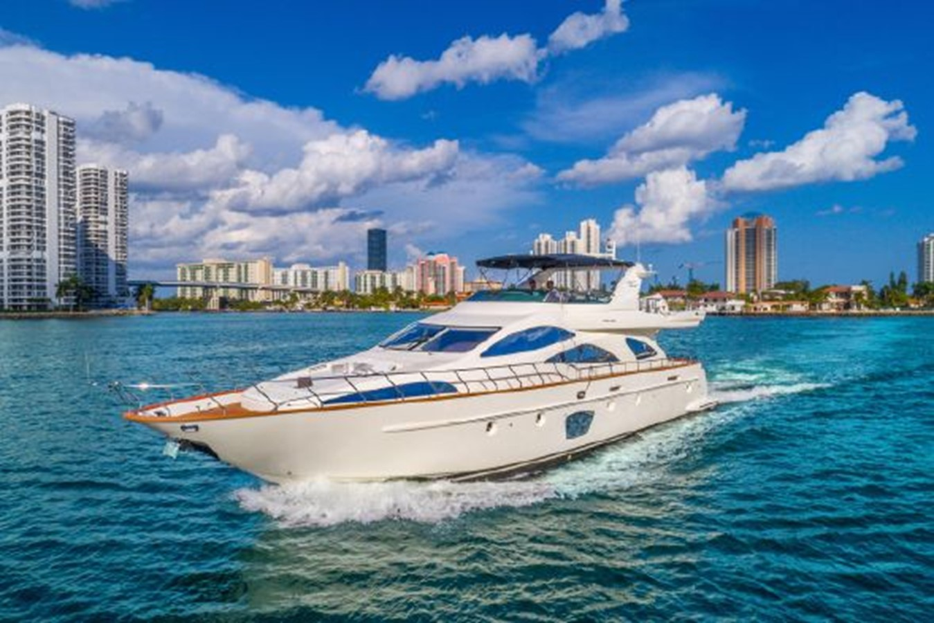2008 AZIMUT 80 Flybridge For Sale