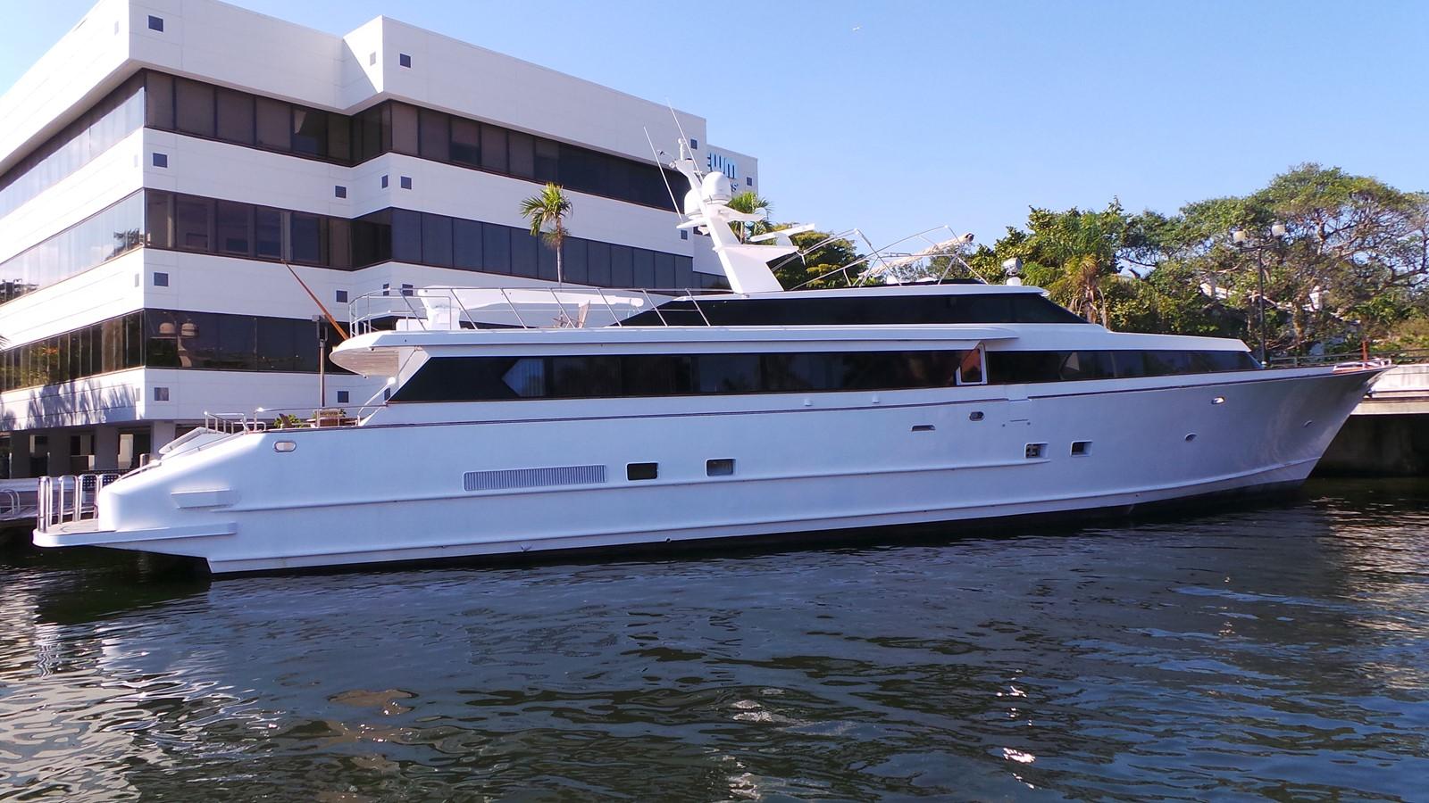 1987 DENISON High Speed Motor Yacht For Sale