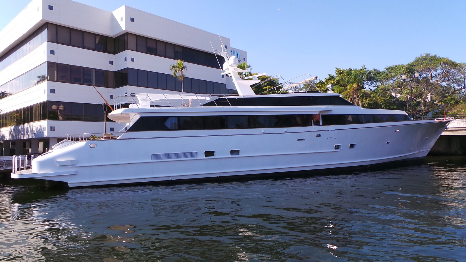 1987 DENISON High Speed Motor Yacht For Sale