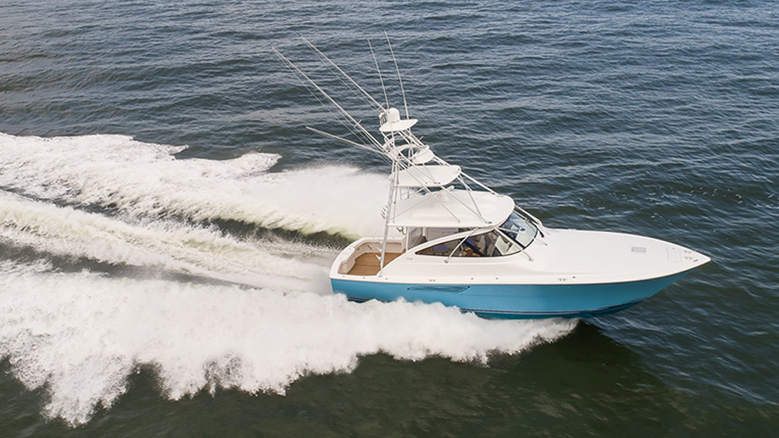 New Viking 44 Open Yachts For Sale