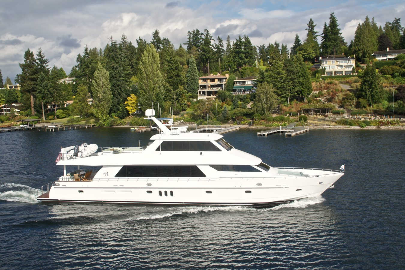 2010 HARGRAVE 101 SKYLOUNGE For Sale