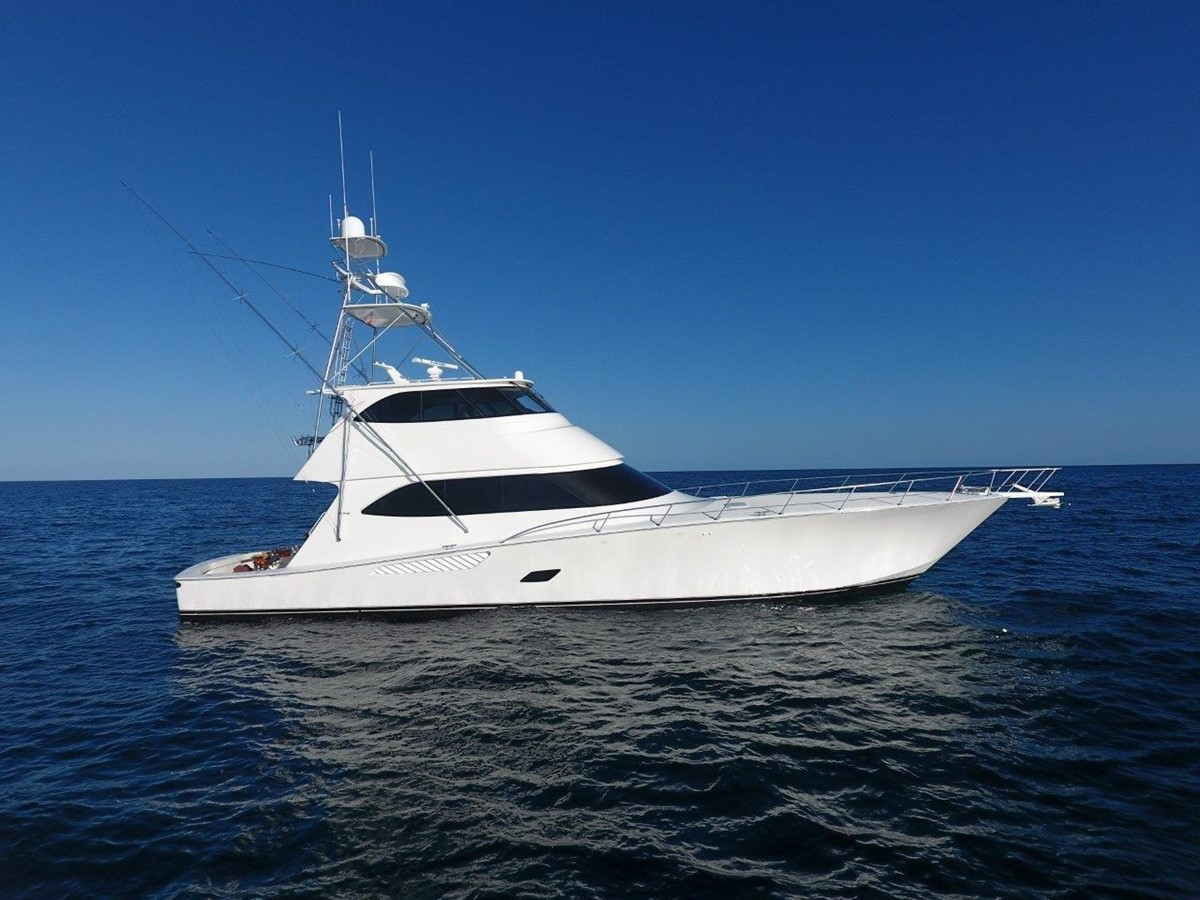 2010 Viking 76 Enclosed For Sale