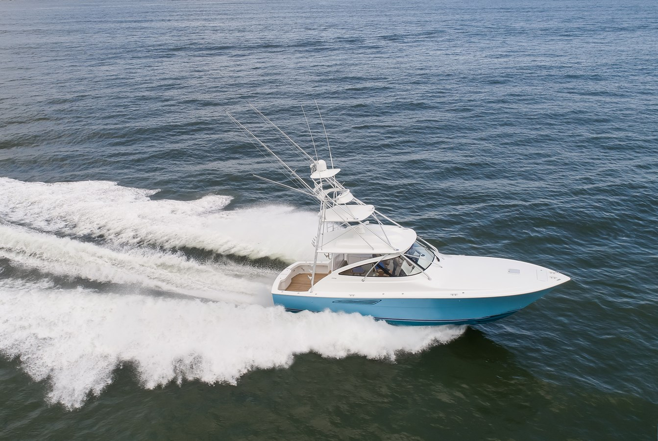 2019 VIKING 44 Open For Sale