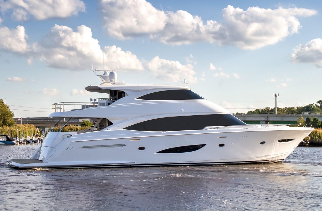 2018 VIKING 93 Motor Yacht (VK93-801) For Sale