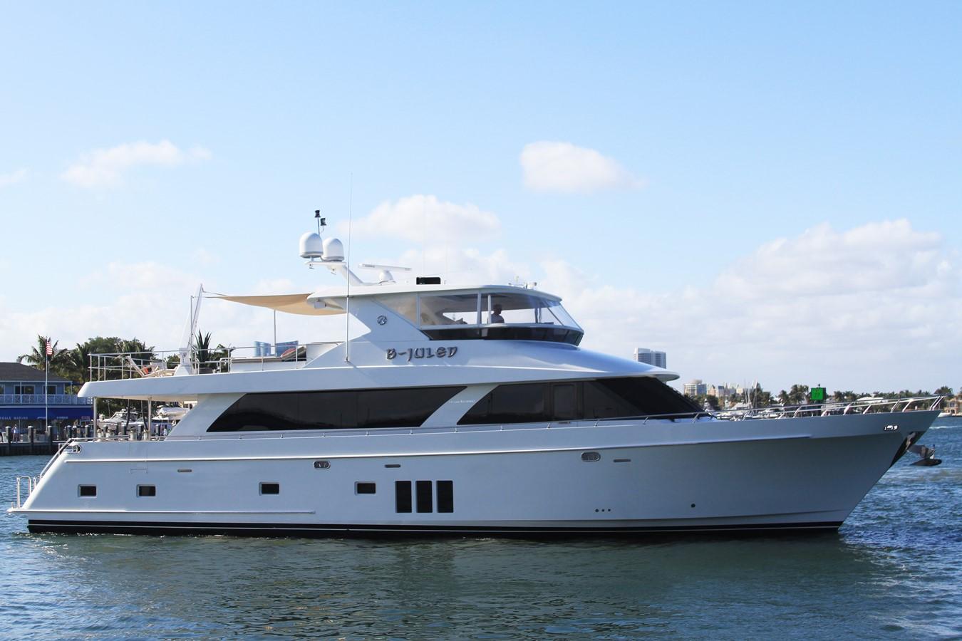 2012 OCEAN ALEXANDER 85e For Sale