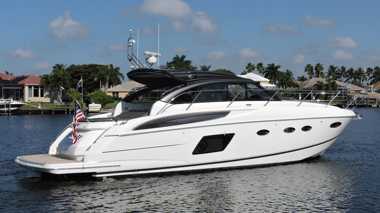 2016 PRINCESS YACHTS V48 OPEN For Sale
