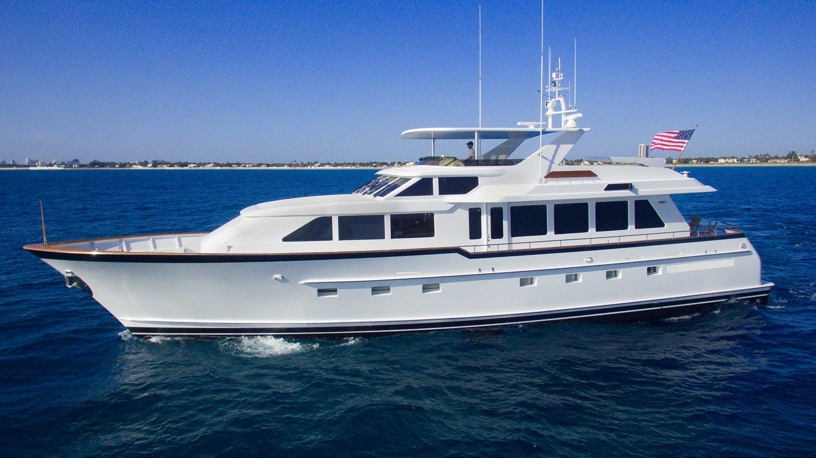 1997 BURGER Motor Yacht For Sale