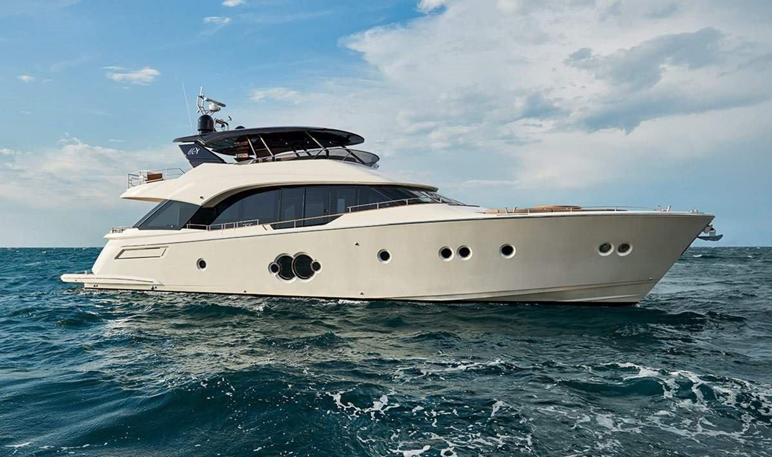 2017 Monte Carlo Yachts 80 For Sale