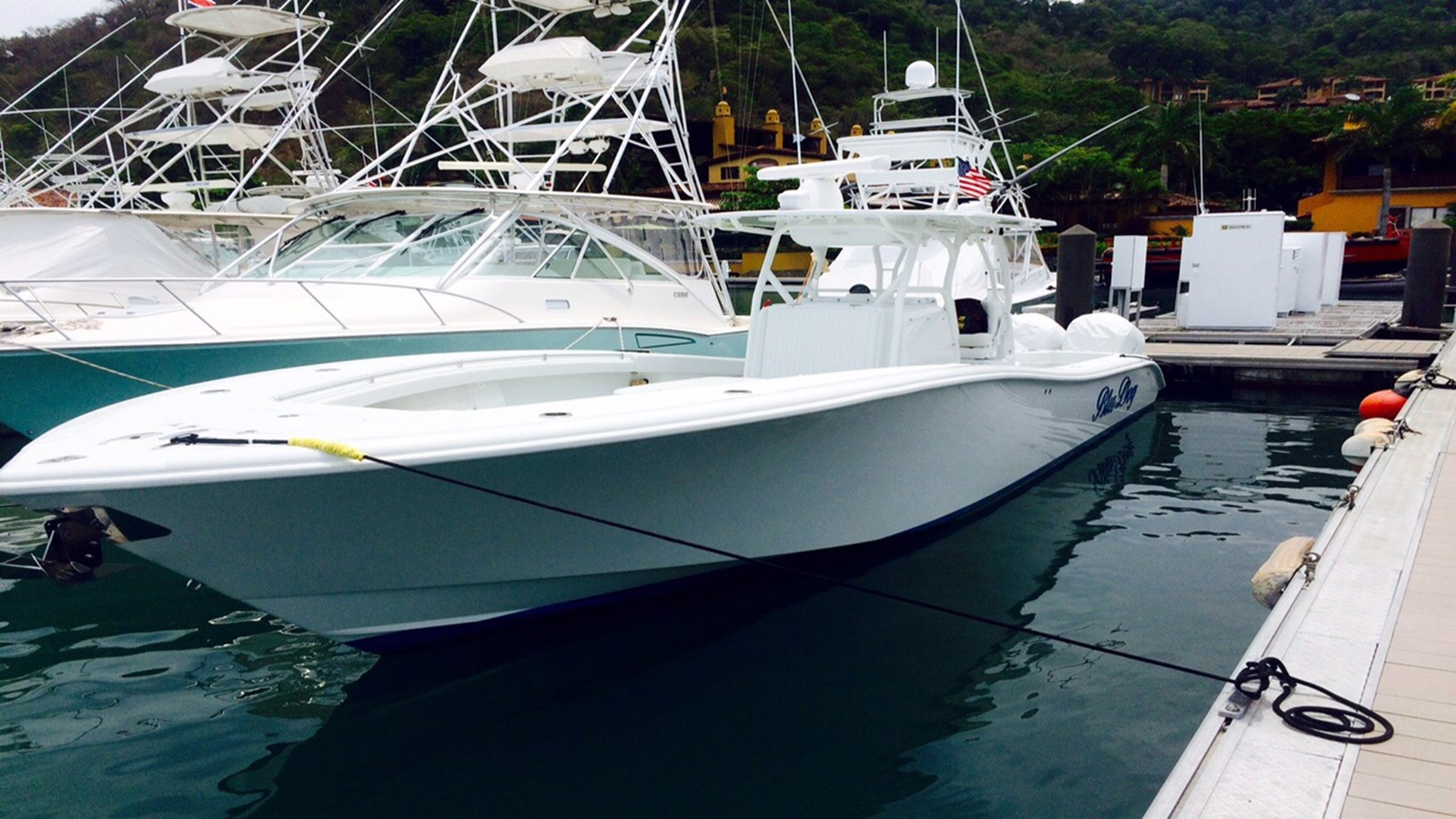2014 YELLOWFIN 36 Offshore For Sale