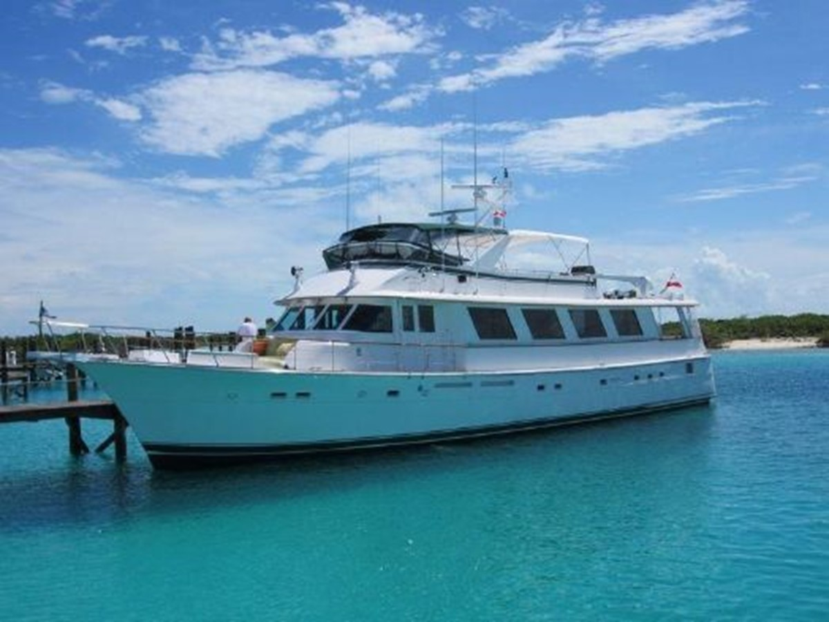 1987 HATTERAS  For Sale